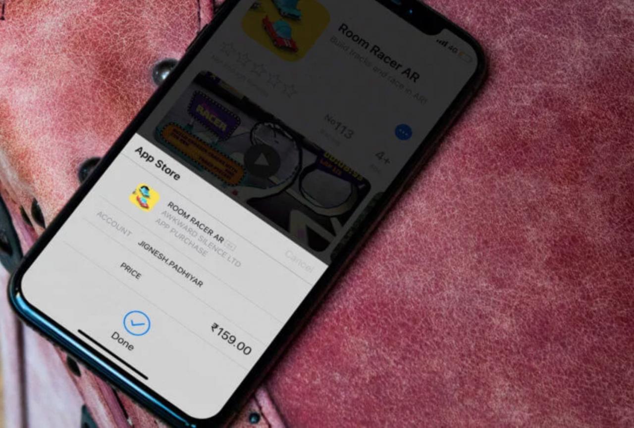 Как вернуть деньги за приложение и встроенную покупку в App Store