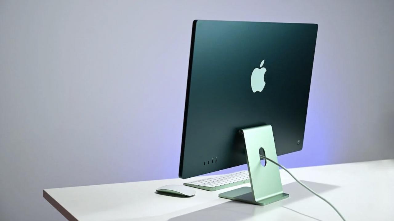 Разбор M1 iMac: много дисплея, мало компьютера